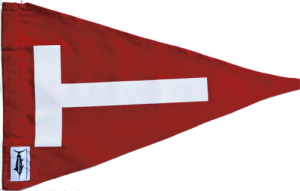 tag and release flag